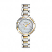 Citizen L Carina Two-Tone Stainless Steel Women's Watch