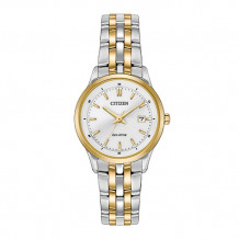 Citizen Sapphire Collection Two-Tone Stainless Steel Women's Watch