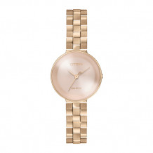 Citizen L Ambiluna Rose Stainless Steel Women's Watch