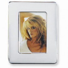 Quality Gold Silver-Plated 5x7 Photo Frame - GL9403