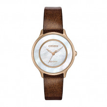 Citizen Rose Stainless Steel L Circle of Time Women's Watch